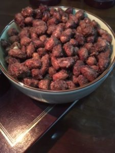sugared ground nuts